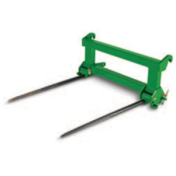 Narzędzia ładownicze do ciągników